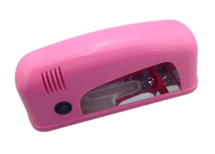 UV lámpa 1x9W Pink