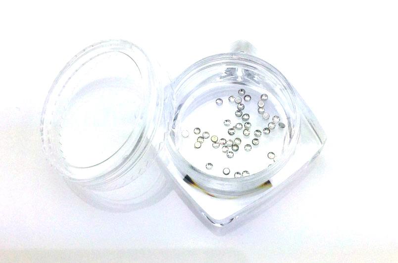 Strasszkő SS3-50db-001 Crystal