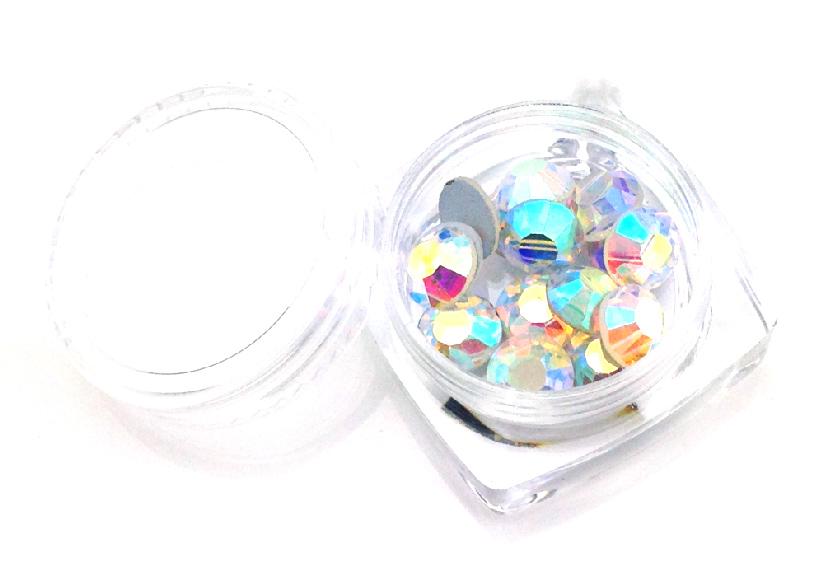 Strasszkő SS34-15db-027 Crystal AB