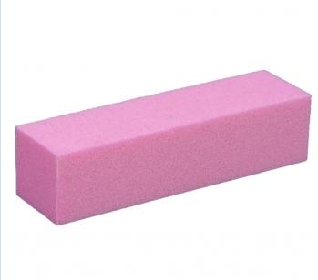 Buffer négyoldalu, rózsaszín