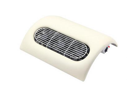 Műkörmös porelszívó,3 ventillátoros / fehér