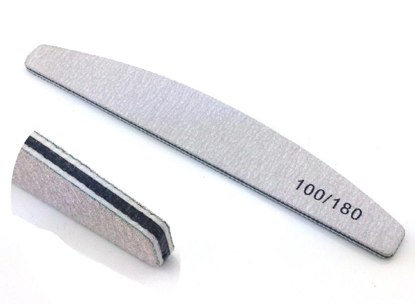 szürke Reszelő íves,középen fekete 100/180