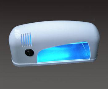 UV lámpa 1x9W Fehér