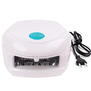 UV lámpa 2x9W - Fehér