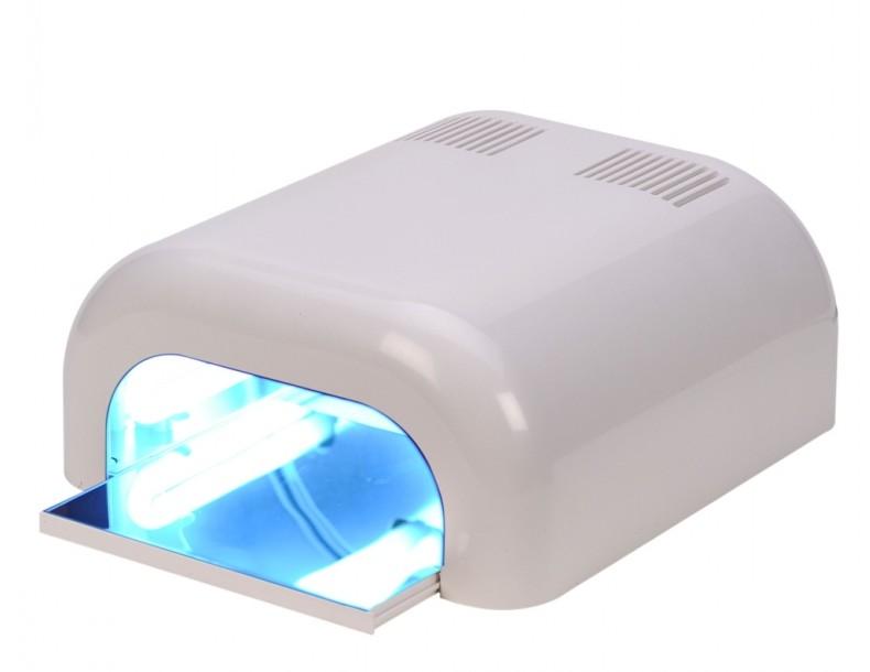 UV lámpa 4x9W - Fehér