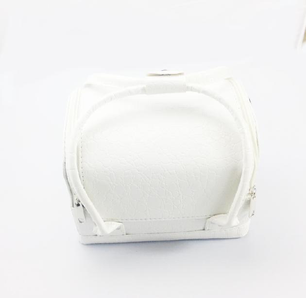 Mini Kozmetikai táska-Fehér