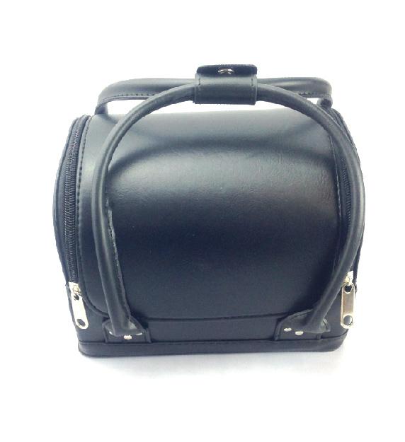 Mini Kozmetikai táska-Fekete