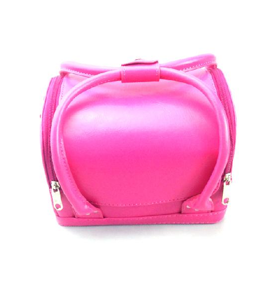 Mini Kozmetikai táska-Rózsaszín