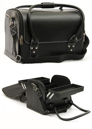 Kozmetikai táska 1-Fekete