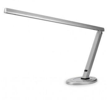 T4 20w Asztali lámpa Talpas,OLT-050, Ezüst