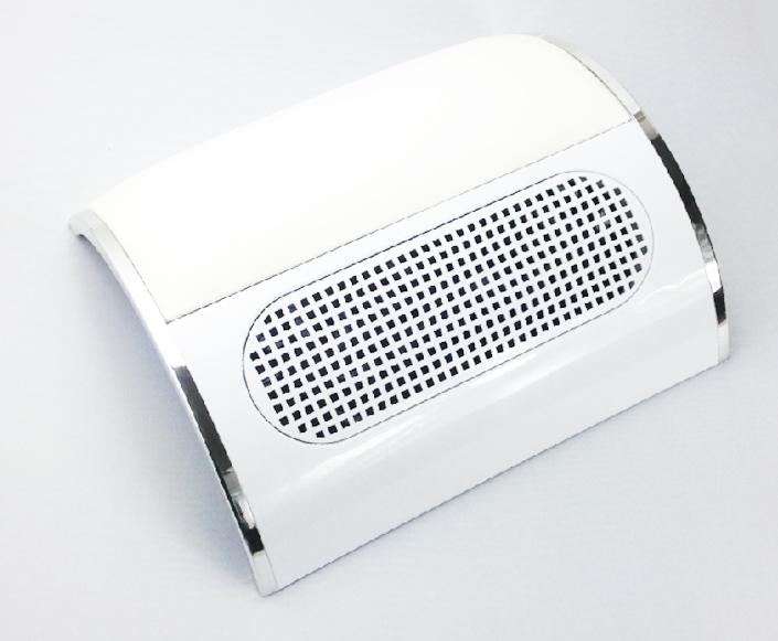 Műkörmös porelszívó-SM858,3 ventillátoros / fehér