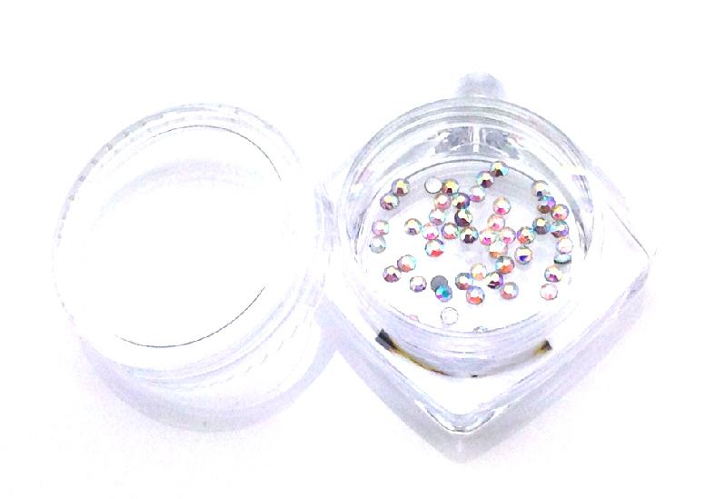 Strasszkő SS5-50db-027 Crystal AB