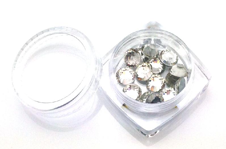 strasszkő SS30-15db-001 Crystal