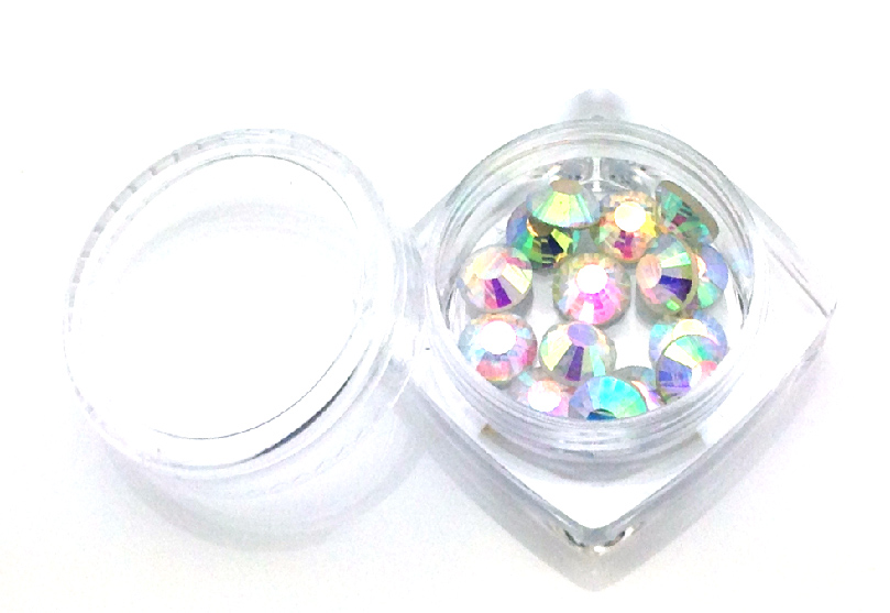 Strasszkő SS30-15db-027 Crystal AB