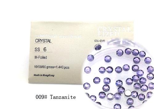 Strasszkő SS6-1440db-009 Tanzanite