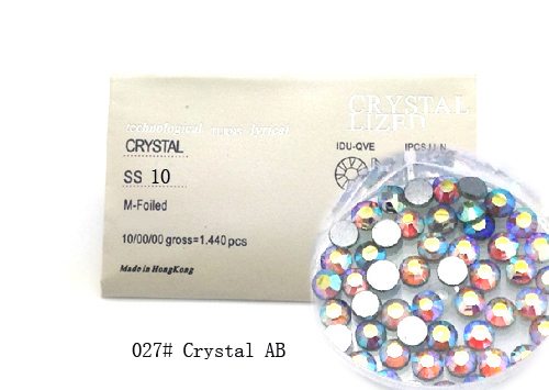 Strasszkő SS10-1440db-027 Crystal AB