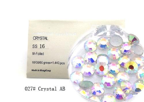 Strasszkő SS16-1440db-027 Crystal AB