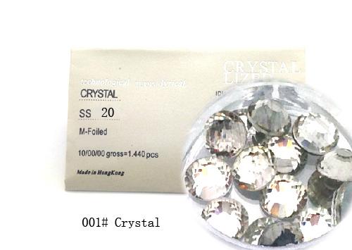 Strasszkő SS20-1440db-001 Crystal