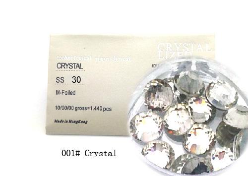 Strasszkő SS30-288db-001 Crystal