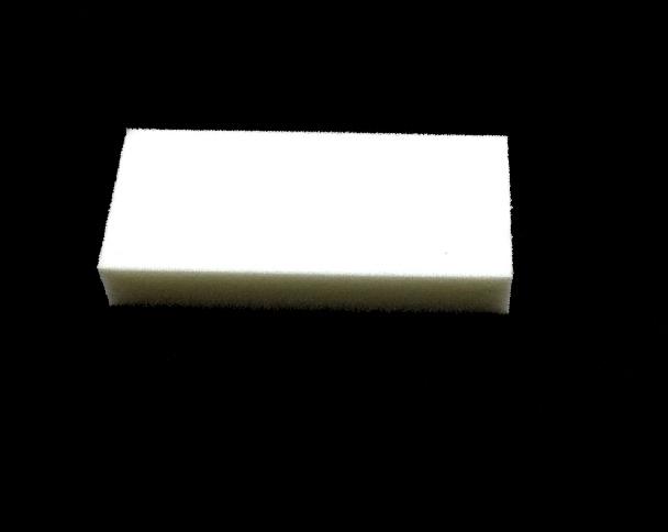 Buffer kétoldalú ,fehér