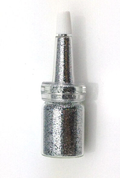 Csőrös csillámpor 7ml 071