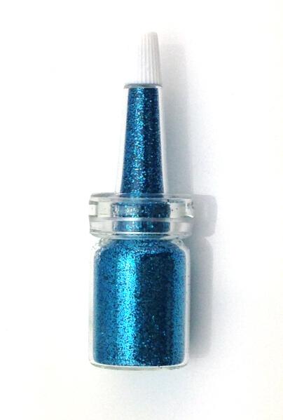 Csőrös csillámpor 7ml 072