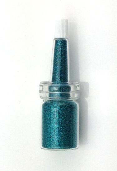 Csőrös csillámpor 7ml 209