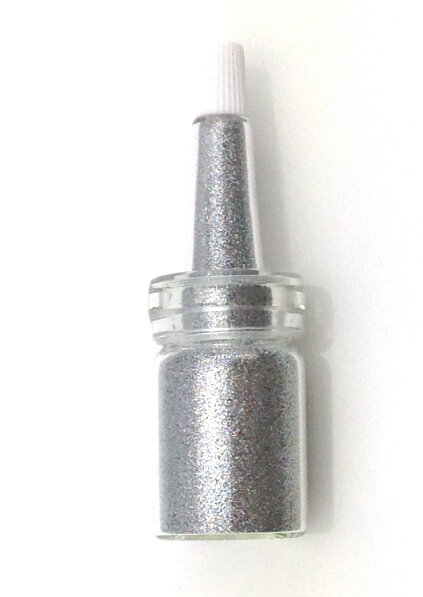 Csőrös csillámpor 7ml 344