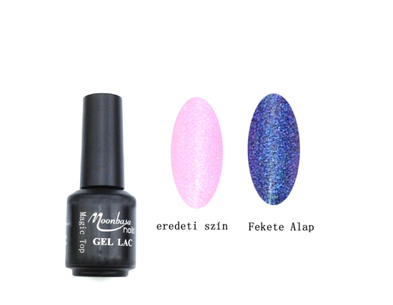 Moonbasanails magic top Lakzselé 5ml-451#