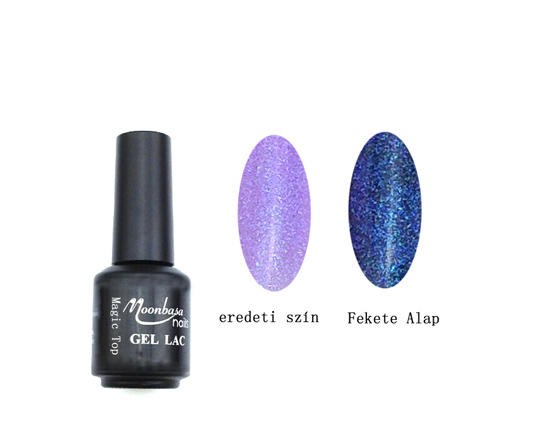 Moonbasanails magic top Lakzselé 5ml-452#
