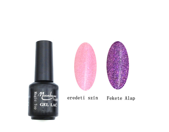 Moonbasanails magic top Lakzselé 5ml-454#