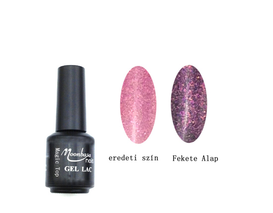 Moonbasanails magic top Lakzselé 5ml-455#