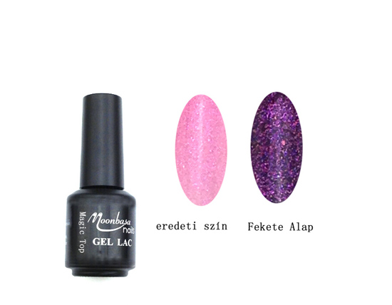 Moonbasanails magic top Lakzselé 5ml-457#