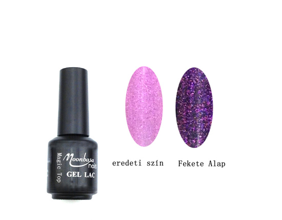 Moonbasanails magic top Lakzselé 5ml-458#