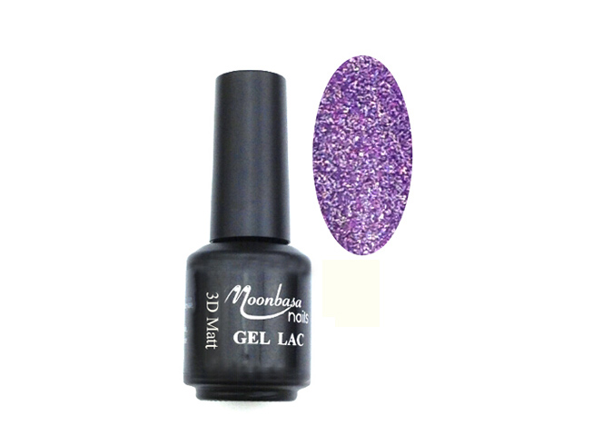 Moonbasanails 3D Matt lakkzselé 5ml 706#