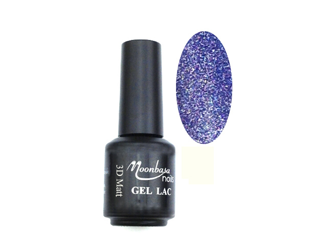 Moonbasanails 3D Matt lakkzselé 5ml 708#