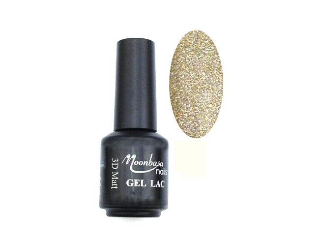 Moonbasanails 3D Matt lakkzselé 5ml 709#