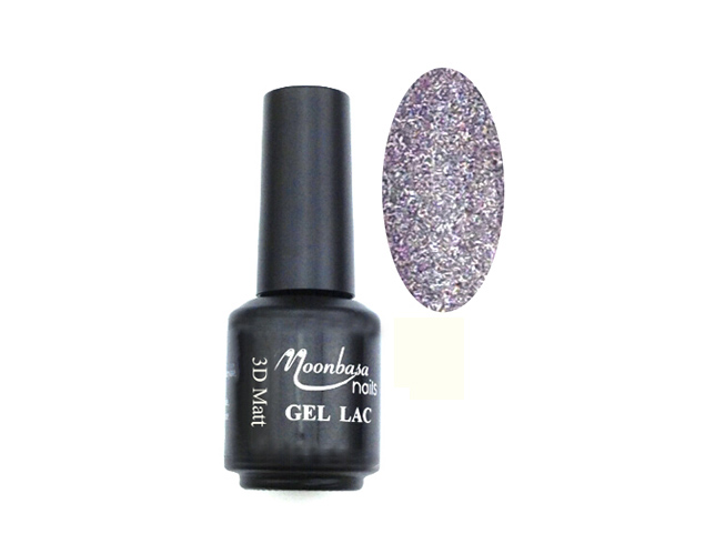 Moonbasanails 3D Matt lakkzselé 5ml 710#