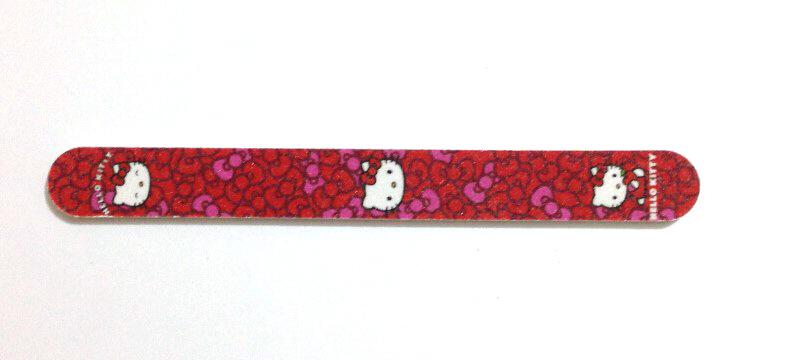 Egyenes reszelő  100/180-  Hello Kitty