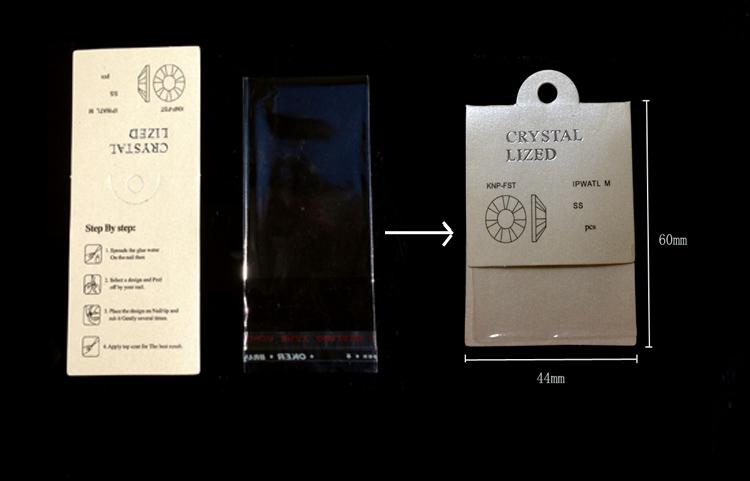 papír és zacskó 44mmX60mm,200db/csomag