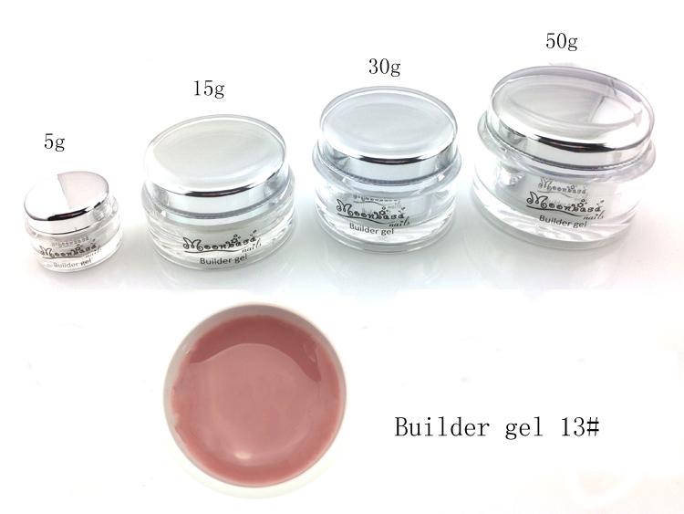 Moonbasanails Építő zselé-013# Cover Pink