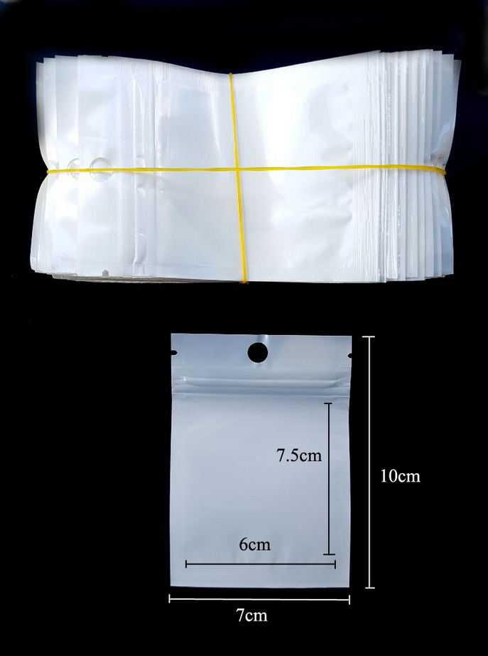 Simítózáras tasak 70mmx100mm 100db/cs