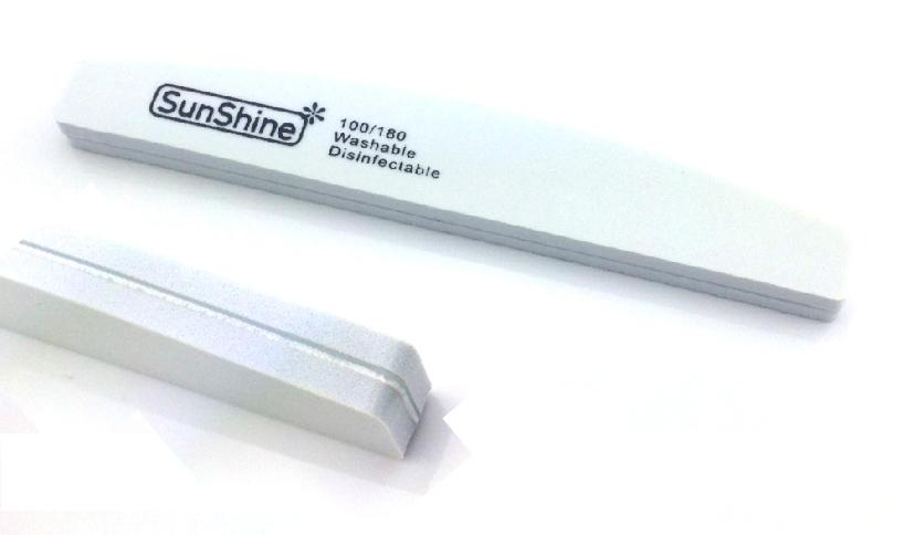 SunShine íves buffer homokolt,Fehér,100/180