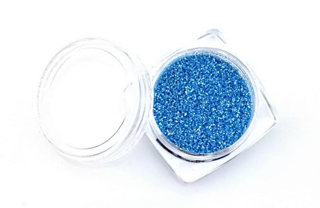 Csillámpor-Silver Laser