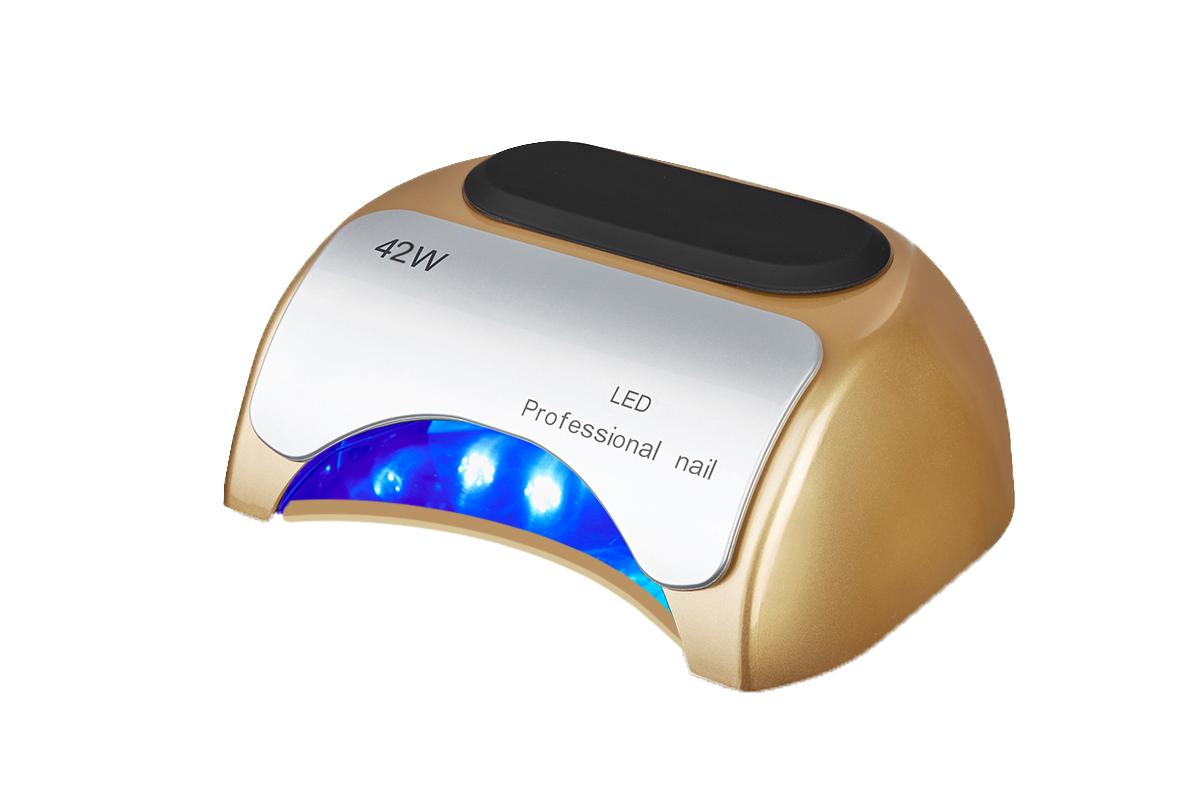 LED nail lámpa  48w,arany