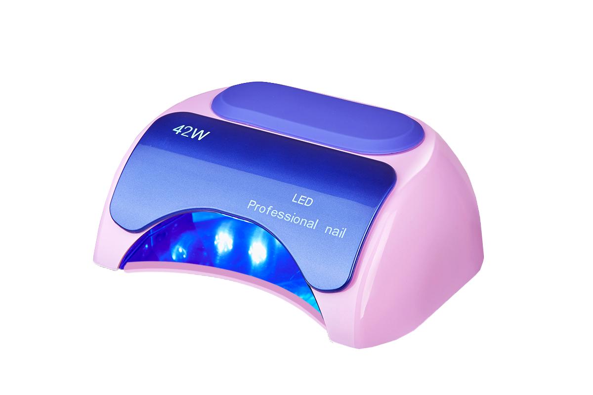 LED nail lámpa 48w,lila