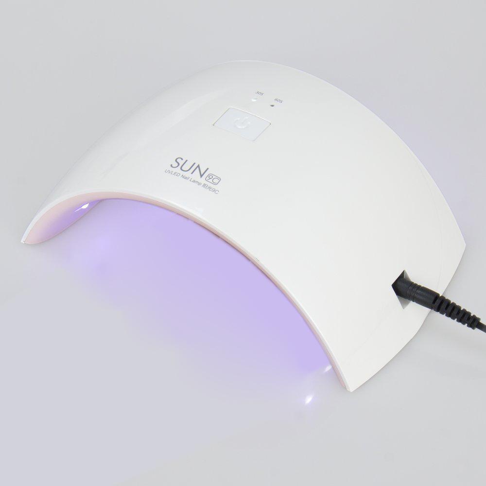 LED nail lámpa 36w,fehér