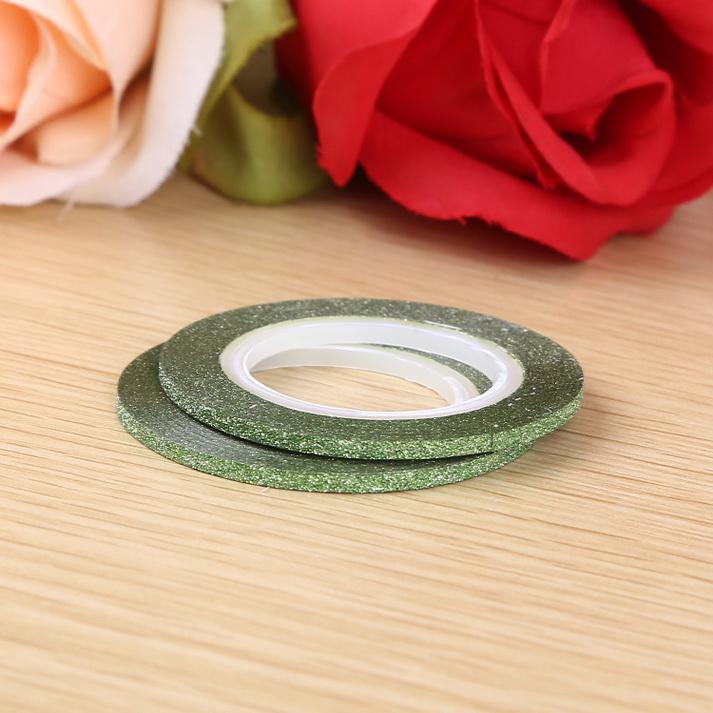 3D matt Műköröm díszítő csík ,zöld,2mm