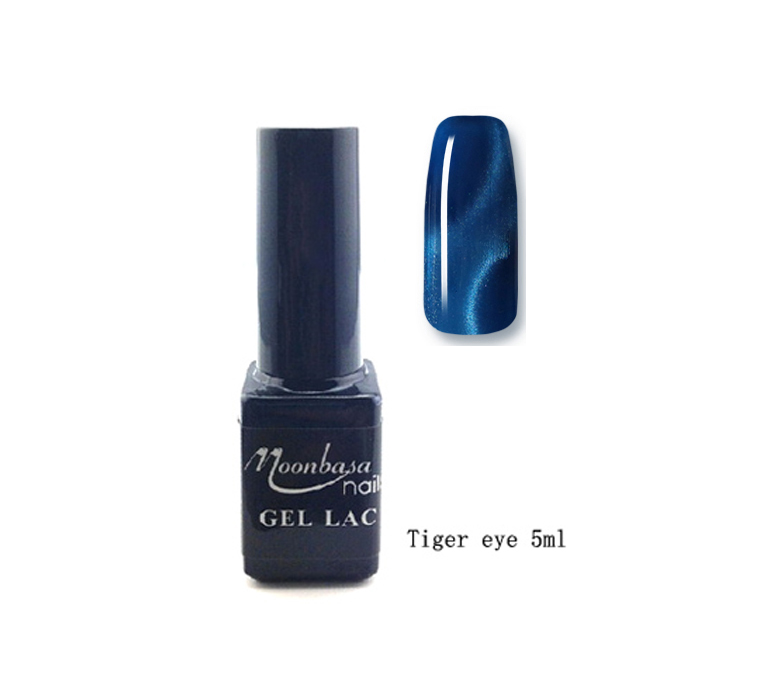 Moonbasanails MAGIC TIGRISSZEM Lakkzselé 5ml-817#
