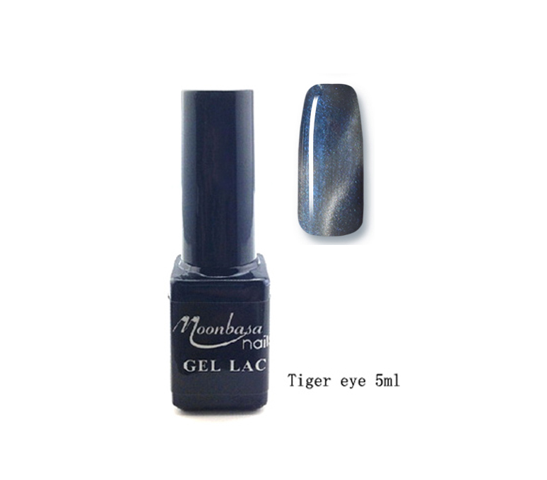 Moonbasanails MAGIC TIGRISSZEM Lakkzselé 5ml-822#